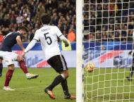 Football: France drop Martial, Giroud returns from injury