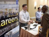 US job creation remains solid as election nears