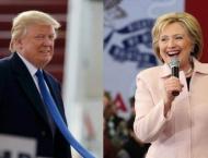 Clinton, Trump blitz Florida with three days to go