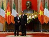 Irish firm in $2.2 bn deal to build Vietnam wind farms