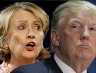 Clinton or Trump? America waits as suspense builds