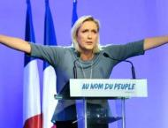 Far-right leader Le Pen says Trump win 'good news for France'