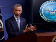 Obama to address nation, world at 1715 GMT: official