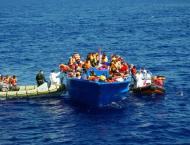 More than 120 migrants rescued off Cyprus
