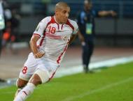 Football: Khazri penalty gives Tunisia World Cup win