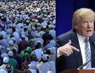 """We invite Donald Trump to Mosque"""