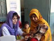 Free medical camp in village Shagai Hindkyan held