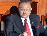 President condemns Indian firing at LoC killing seven soldiers