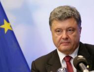 Poroshenko 'sure' Trump supports Ukraine against Russia