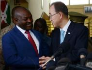 Burundi seeks to replace UN envoy after crisis talks