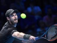 Murray marks rise to the top with Tour Finals romp