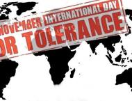 Int'l Day for Tolerance to be marked tomorrow