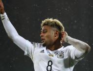 Football: Germany's Mueller surprised by San Marino row