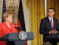Obama, Merkel see 'no return' to pre-globalised world