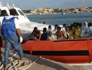 Around 100 missing after migrant boat capsize in Med: MSF