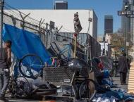 LA tops nation in number of chronically homeless people