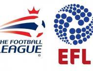 English Football League tables