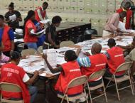 Haiti parties claim wins even as votes counted