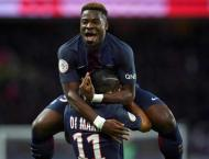Football: Aurier barred from UK for Arsenal tie - PSG