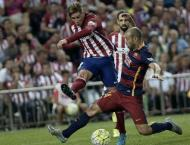 Football: Atletico seek Euro tonic to derby hangover