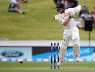 Average drops for Ken Williamson against Pakistan