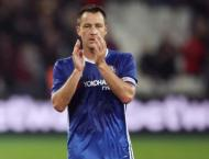 Football: Chelsea great Terry set for more than two weeks out