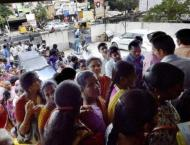 Woman commits suicide over currency delays in India