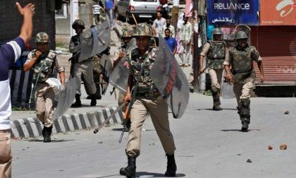 استشهد 17 كشميري على أيدي القوات الهندية خلال شهر تشرين الثاني