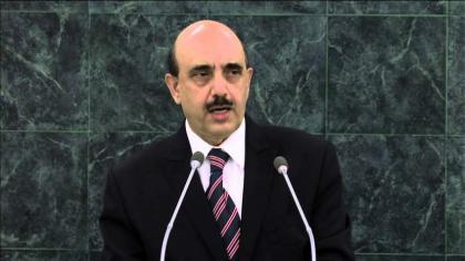 الرئيس الكشمير الحرة: قضية كشمير أصبحت قضية دولية