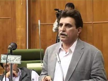 رئيس وزراء منطقة كشمير الحرة يطالب المجتمع الدولي تبني النهج الإنساني تجاه قضية كشمير