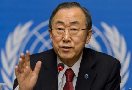 أمين عام الأمم المتحدة يعرب عن قلقه البالغ على الاشتباكات بين القوات الباكستانية والهندية على الخط الفاصل في كشمير