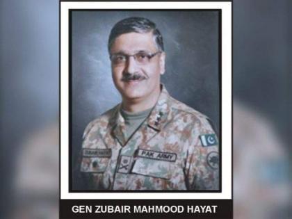 الجنرال زبير محمود حيات يتولى مهام منصب رئاسة هيئة الأركان المشتركة للقوات المسلحة الباكستانية