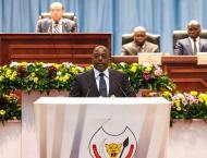 Eleven-nation Central African talks back DR Congo deal