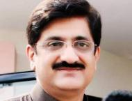 CM Sindh takes notice of fire in a godown near city court