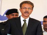 Mayor Karachi inaugurates cleanliness drive in Orangi