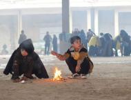 UN spotlights growing shelter needs as thousands flee Aleppo viol ..