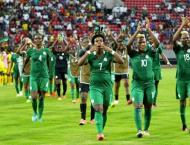 Football: Nigeria women's team protest for sixth day