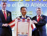 Football: China's Wanda win naming rights to new Atletico stadium ..