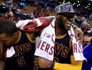 NBA: James climbs NBA scoring list as Cavs blow out Heat
