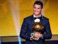 Football: Ronaldo wins fourth Ballon d'Or crown