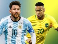 Football: Brazil to face Argentina in Australia - report
