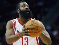 NBA: Harden's 36 sees Rockets past Nets
