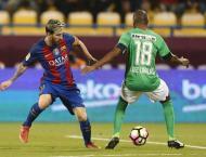 Barcelona beat Al-Ahli in eight-goal friendly