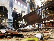 Qatar denies involvement in Cairo church attack