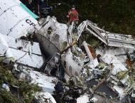 Brazil plane crash team to play again Jan 29
