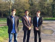 Khan's sons to spend holidays in Pakistan