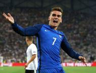 Football: Griezmann named French player of year