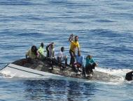 Brazil says 19 migrants feared drowned off Bahamas