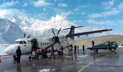 فرنسا تعزي مع باكستان حكومة وشعبا في حادثة تحطم طائرة الركاب