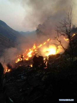 الصين تعزي مع باكستان حكومة وشعبا في حادثة تحطم طائرة الركاب